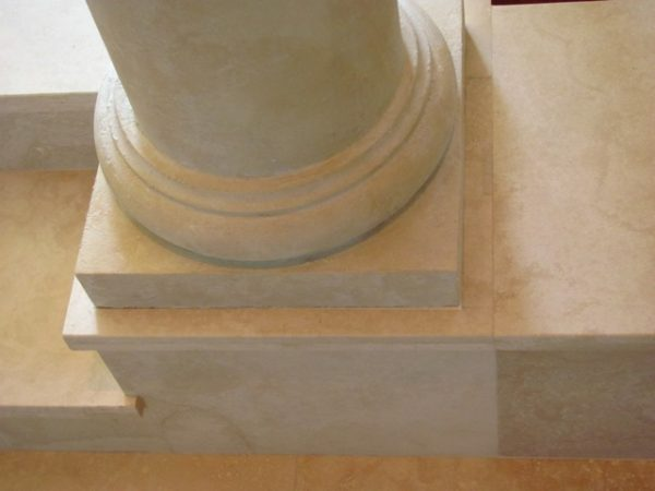 Faux Stone Column image Art-Faux Designs