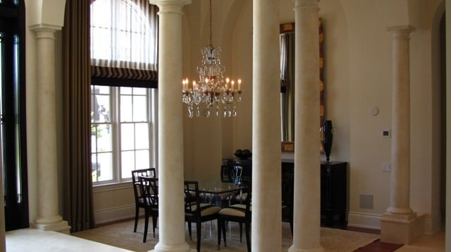 Faux finished columns image Art-Faux Designs