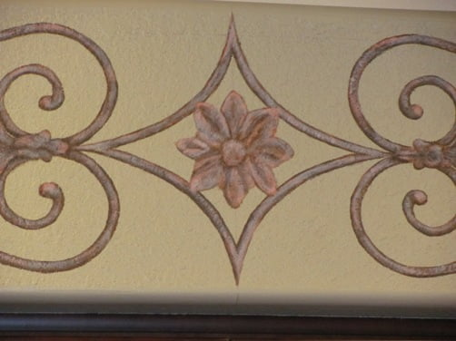 Fiandola Ornamental Decorative Art by Art-Faux Designs Inc Naples Fl 239 417 1888