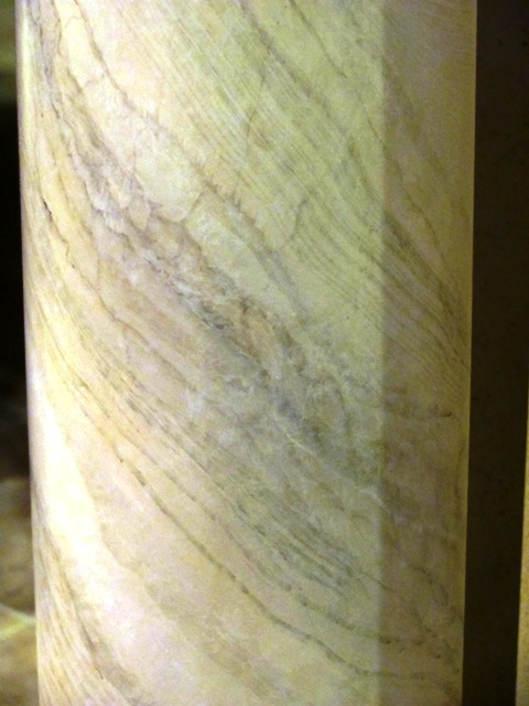 faux finishing techniques marbling columns