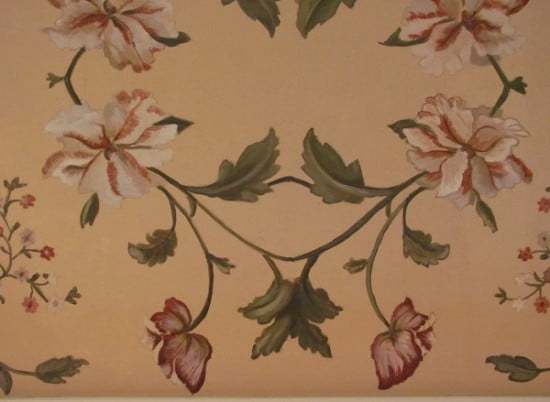 Floral Wall Art Mural Naples Fl Art-Faux Designs 239 417 1888