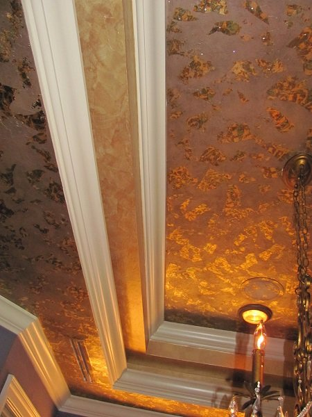 Art-Faux Designs Faux Finishing Master Bath Ceiling Naples Fl 34102