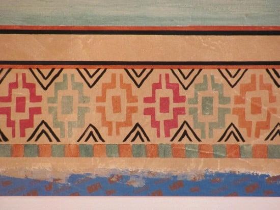 Hand painting ceiling border Art-Faux Designs Naples Fl 239 417 1888
