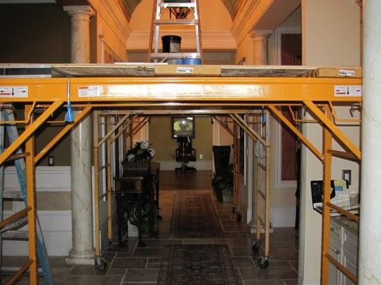 Scaffold Platform Art Faux Designs Naples Fl 34112
