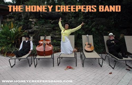 Studio 127 The Honey Creepers Band