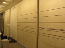 Luster Stone Commercial Display Panels