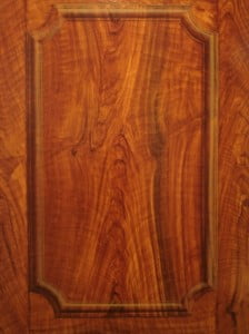 faux walnut wood grain