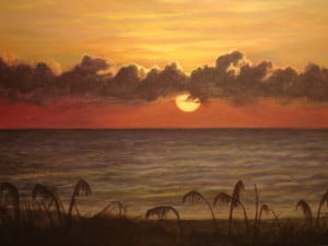 painters, artists,faux, art in Naples, speed painting, Arthur Morehead