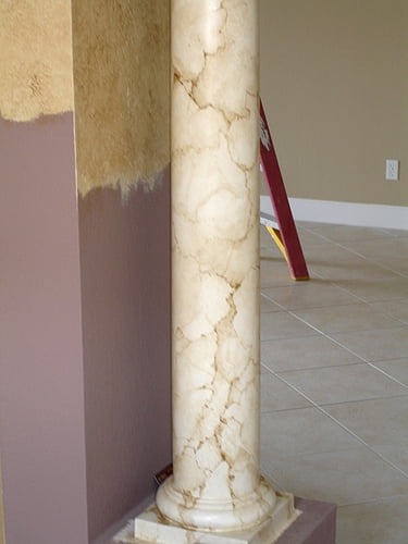 Painted Fantasy Marble, Naples Fl