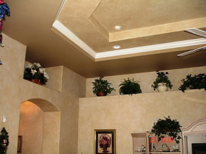 Naples Fl Interior Painting (Faux Finish)