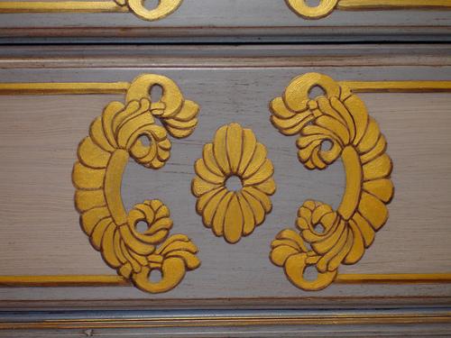 Custom ornamental design