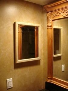 broken color class faux finishing ideas bathrooms Art-Faux Designs Inc 239 417 1888