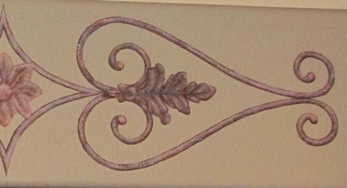ornamental design by Art-Faux Designs Inc. Naples Fl 239 417 1888