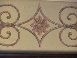 Fiandola Ornamental Decorative Art by Art-Faux Designs Inc Naples Fl 239 417 1888