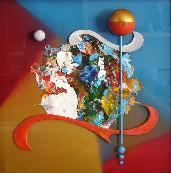 Contemporary Abstract Art by Geoff Gildner of Tempe/Phoenix Arizona