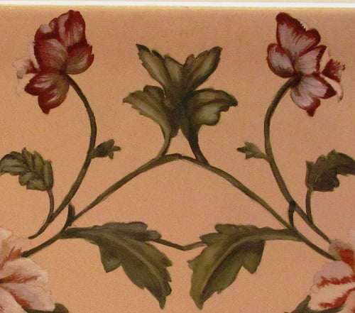 Floral Wall Art Leaf detail Art-Faux Designs Naples Fl
