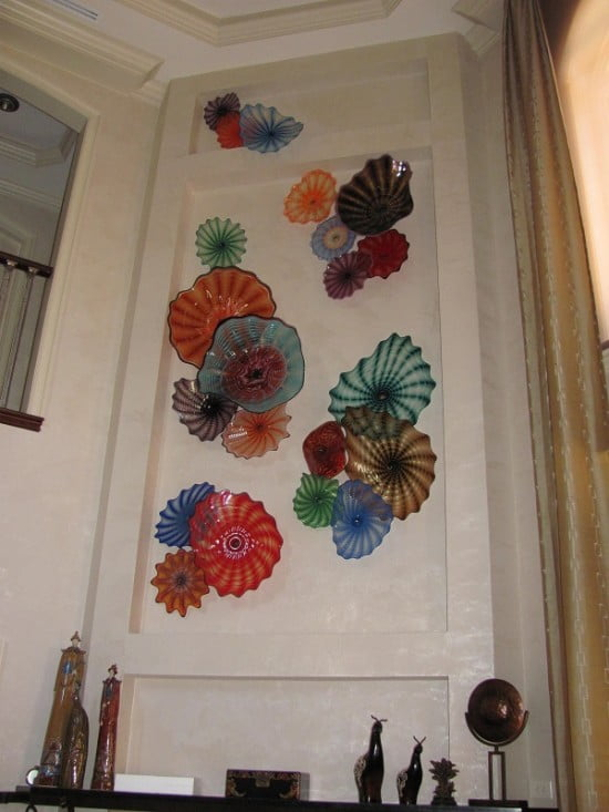 Hot Glass art of Beverly Albret