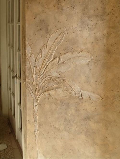 Venetian Plaster Wall Sculpture Naples Fl