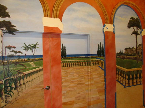 Murals in Naples Fl Art-Faux Funding For Artists