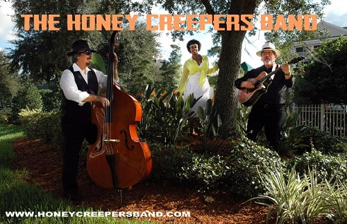 Live Music in Naples Fl The oney Creepers Band