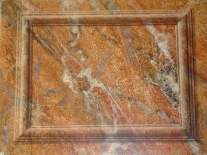Painted marble by Arthur Morehead Art-Faux Designs Naples Fl 34112