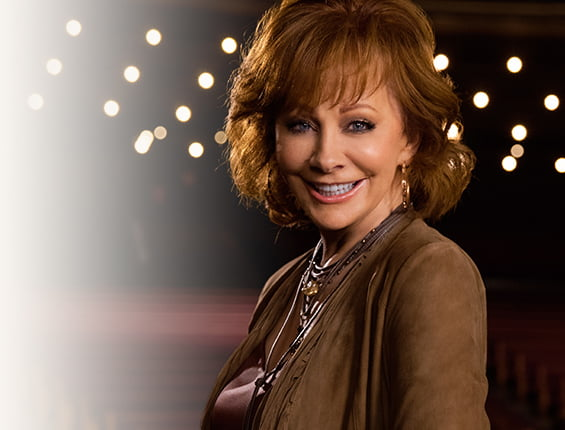 Reba McEntire a Survivor an Article by artist Arthur Morehead Photo by