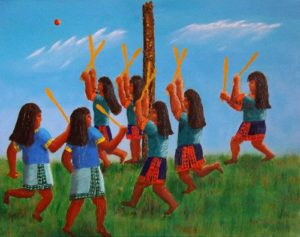 Indian Art Southwester Tim Cromwell Art