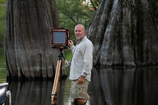 Photographer John Brady